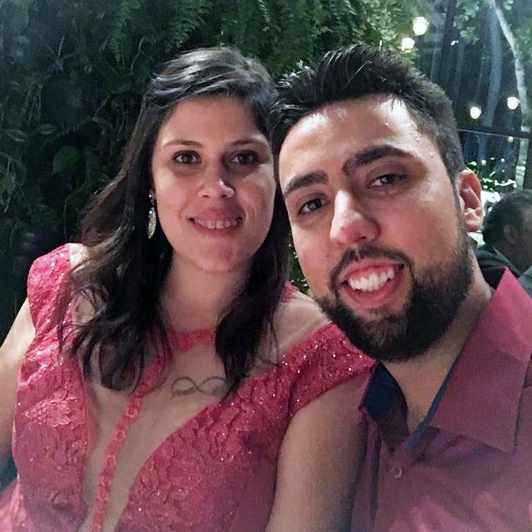 Jéssica e Nestor